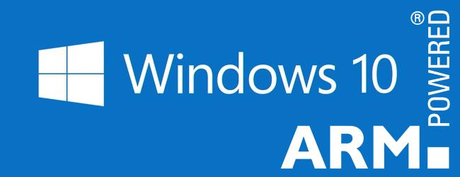 Microsoft tente à nouveau l'aventure ARM avec Windows 10