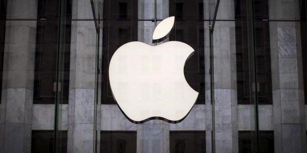 Apple se paie la start-up française Regaind